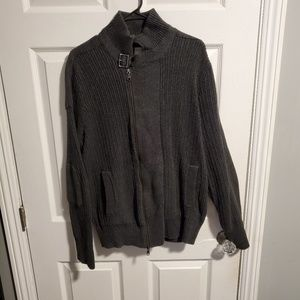 Chunky Heritage Collection Knit Cardigan Sweater